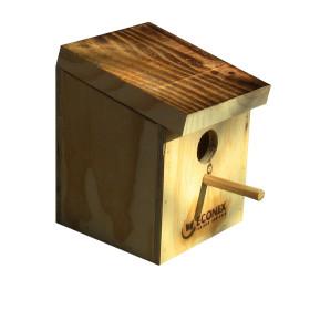 Caja nido ECONEX para aves insectívoras