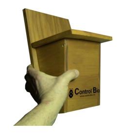 "Caja nido para agateador ""CERTHIA"""