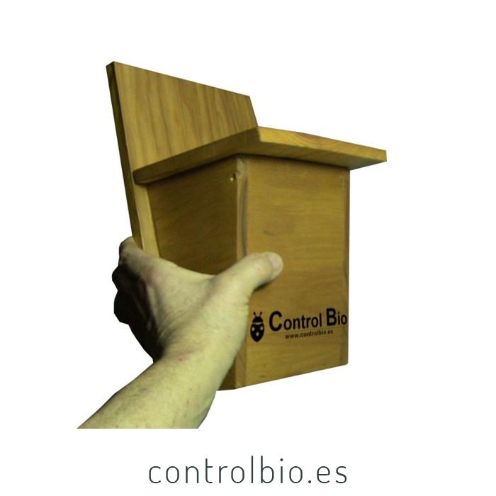 CAJA NIDO modelo CERTHIA agateador