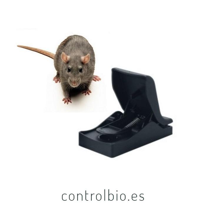 TRAMPA DE PINZA PARA RATAS