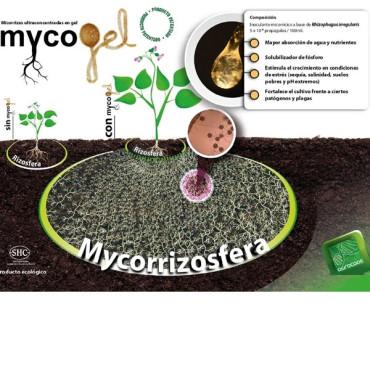 MYCOGEL 1L micorriza potenciador de la nutrición