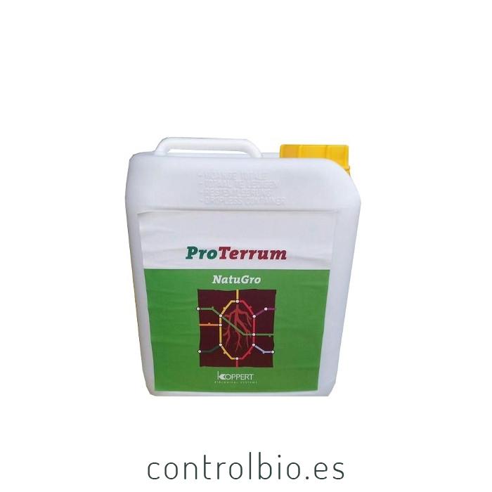 PROTERRUM 5L Koppert bioestimulante con aminoácidos
