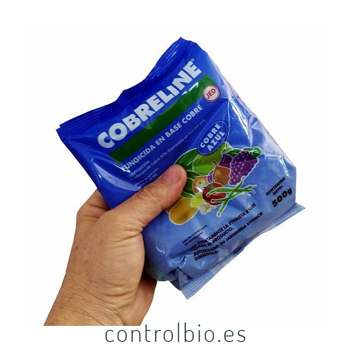 Cobre 500 gr COBRELINE
