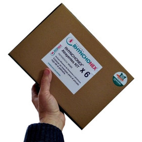 RHYNCHONEX X6 kit atrayente picudo rojo (Feromona + Kairomona) 90 días