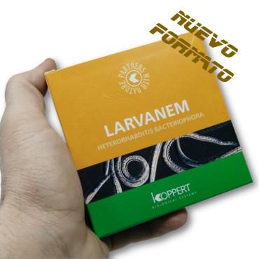 LARVANEM 50 contra larvas de suelo