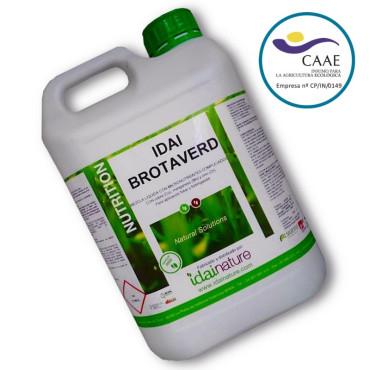IDAI BROTAVERD 5 L reactivador de la brotación