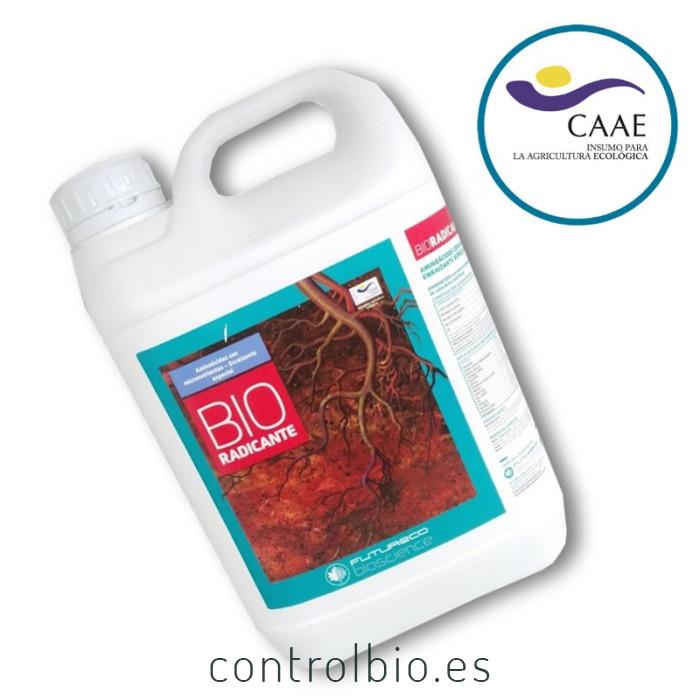 BIORADICANTE 5L aminoácidos con microelementos
