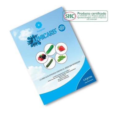 ARMICARB 1 kg biofungicida anti oidio y botritis