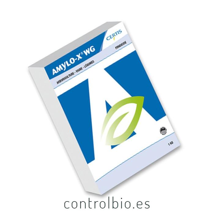 AMYLO-X WG 1Kg biofungicida y bactericida