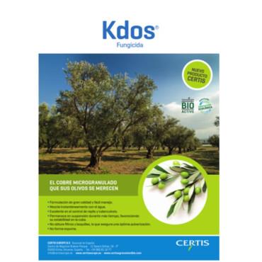 KDOS fungicida olivar