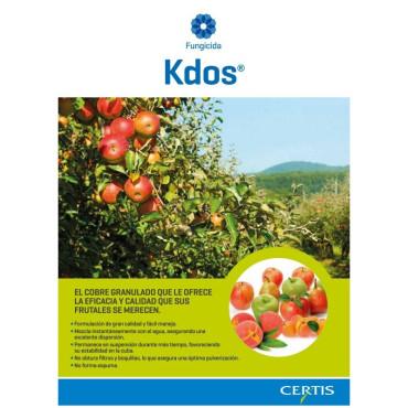 KDOS fungicida frutales