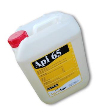 Apiinvert jarabe líquido para abejas y abejorros