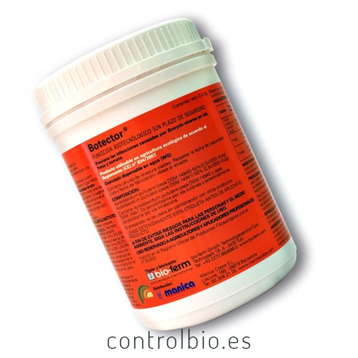 BOTECTOR fungicida biológico contra botrytis