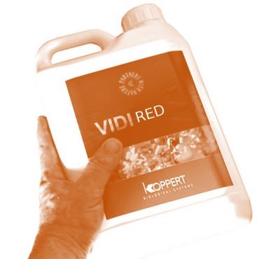 VIDI RED 5L acaricida ecológico de acción física
