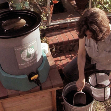 EXTRACTOR COMPOST SYSTEM 40 L