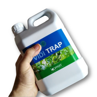 VIDI TRAP 2L trampa líquida insecticida Koppert
