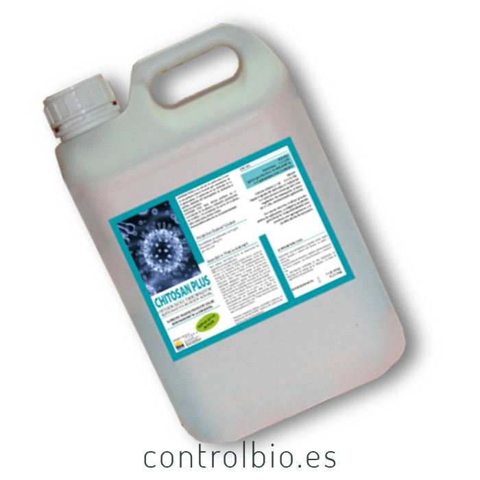 CHITOSAN PLUS 5L extracto de quitosano