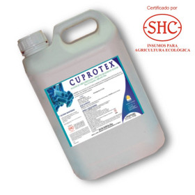 Cu CUPROTEX 5L corrector de carencias de cobre