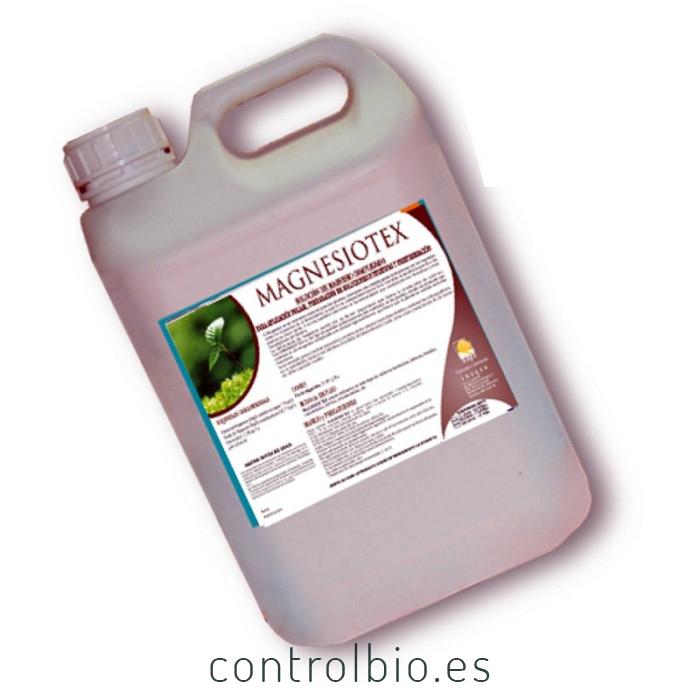 Mg MAGNESIOTEX LQ 5L corrector deficiencias de magnesio