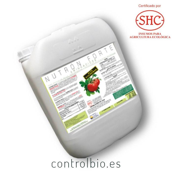 BioNUTRÓN FORTE 20L Aminoácidos bioactivador