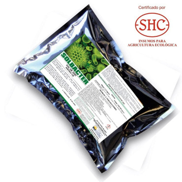 Zn BioSOLBACTER 5 Kg corrector de carencias de zinc