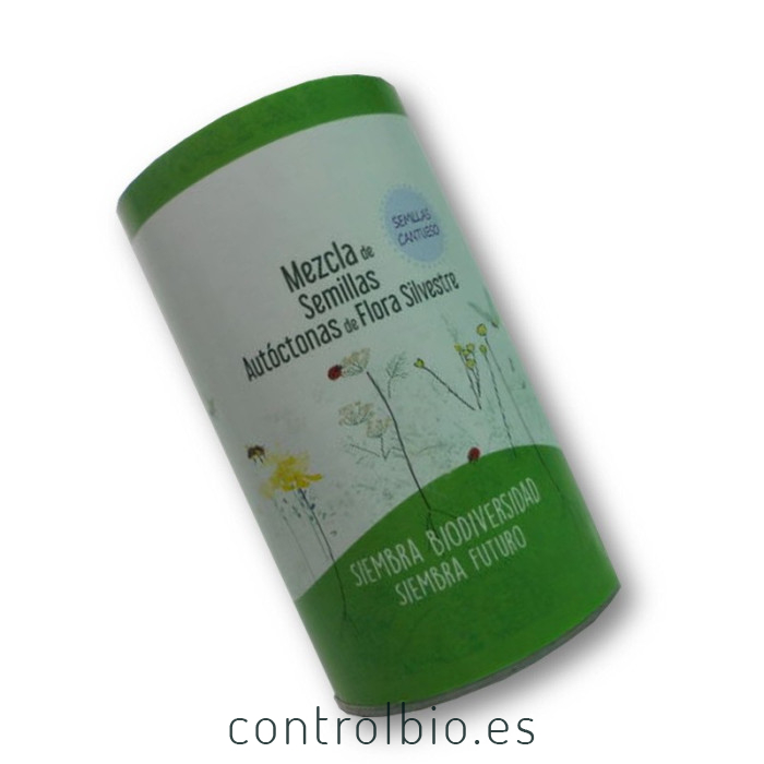 Semillas autóctonas de PLANTAS MELÍFERAS 80 gr