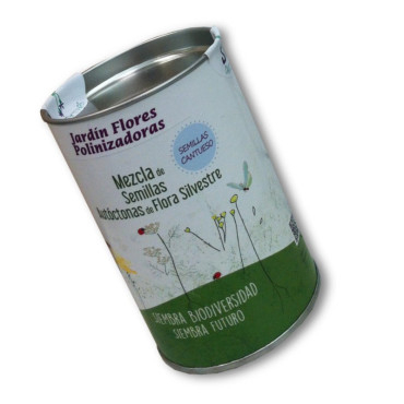 Semillas autóctonas de PLANTAS INSECTARIAS 80 gr