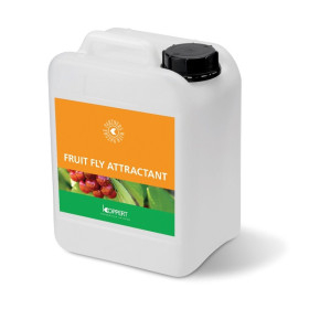 FRUIT FLY ATTRACTANT Cebo alimenticio para mosca de la fruta 5L