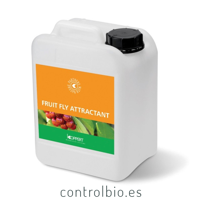 FRUIT FLY ATTRACTANT Cebo alimenticio 5L
