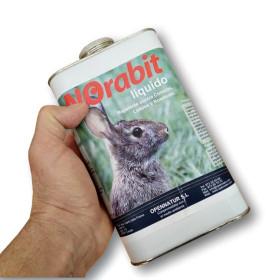 NORABIT repelente de conejos líquido 1L