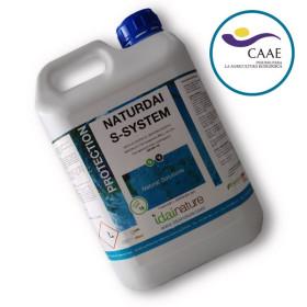 NATURDAI S-SYSTEM 5L Azufre bioasimilable