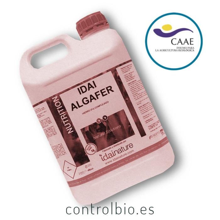 IDAI ALGAFER 5L Extracto de alas con hierro y aminoácidos
