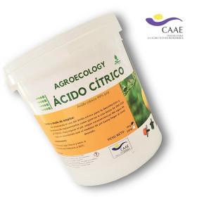 ÁCIDO CÍTRICO anhidro 99% Agroecology 5 Kg