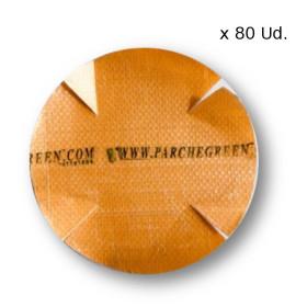 Parche Green Easy-Big para plástico 50 Ud
