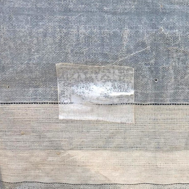 PARCHE REPARACIÓN MALLA ANTITRIPS BLANCA 45 cm X 10 m