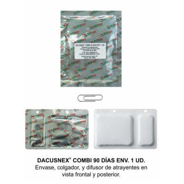 Dacusnex combi mosca del olivo
