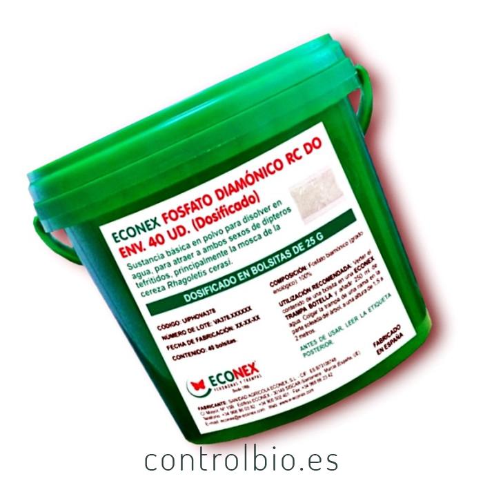 ECONEX FOSFATO DIAMÓNICO RC DO ENV. 40 UD. (Dosificado)