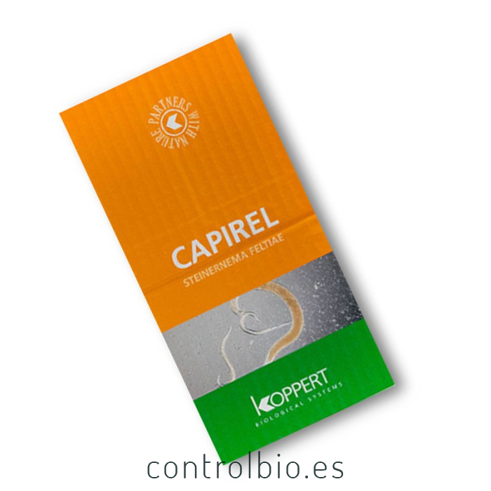 CAPIREL koppert nematodos contra carpocapsa