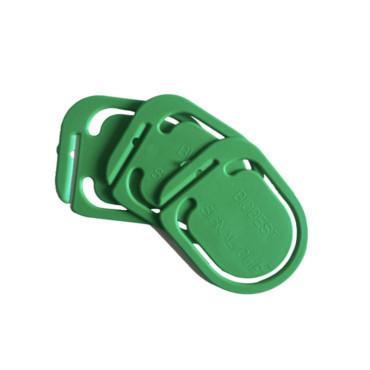 SIGNAL CLIPS GREEN x50 Ud. señalizador de plagas