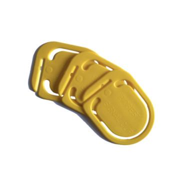 SIGNAL CLIPS YELOW x50 Ud. señalizador de plagas
