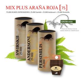 MIX PLUS ARAÑA ROJA