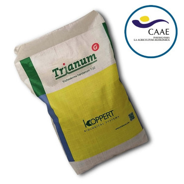 TRIANUM-P / 5000 g Trichoderma harzianum Fungicida biológico