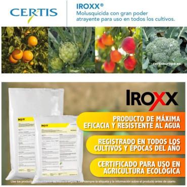 IROXX 5Kg control ecológico de caracoles y babosas