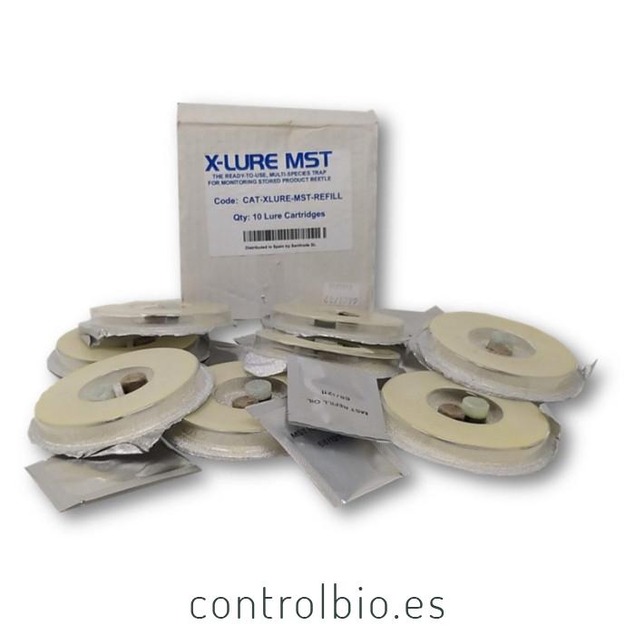 XLURE RECAMBIO (x10 Ud)