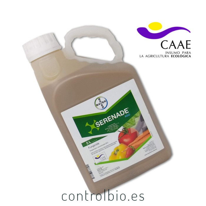SERENADE ASO Bacillus subtilis 10L