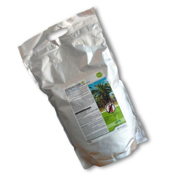 SERENISIM 3 Kg bioinsecticida picudo rojo (10-30 palmeras)