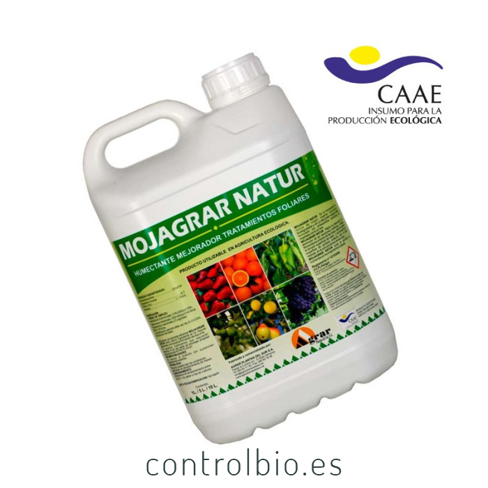 MOJAGRAR NATUR 5L mojante ecológico