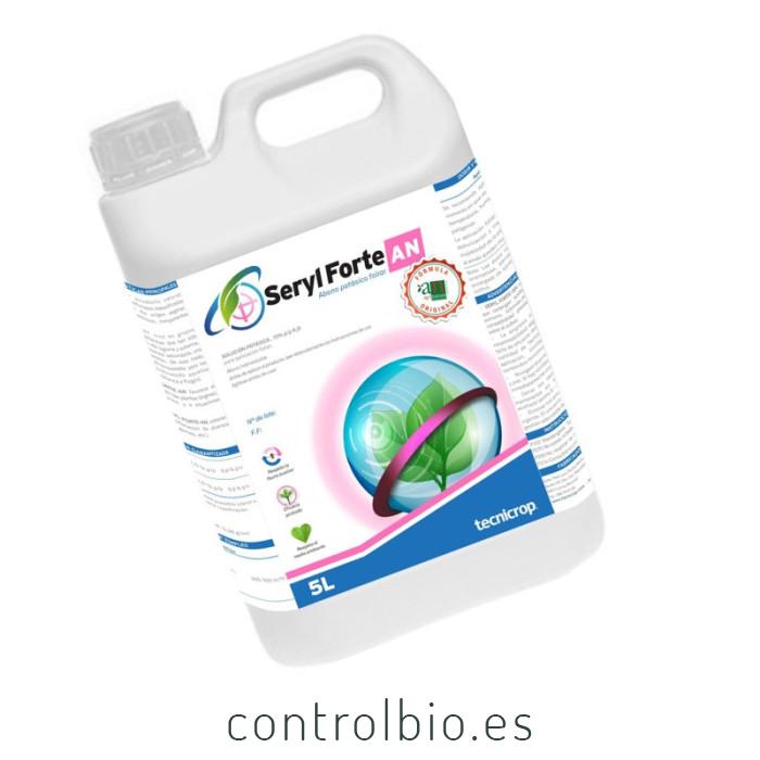 SERYL FORTE 5 l bioinsecticida mosca blanca y pulgón