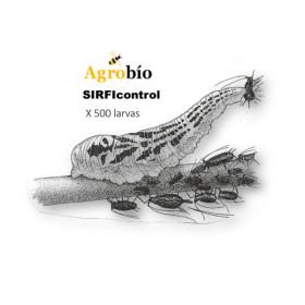SIRFICONTROL 500 larvas Sphaerophoria rueppellii