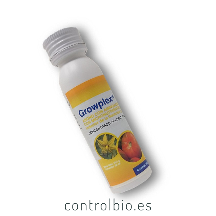 GROWPLEX 30 ml cuaje y enforde de frutos